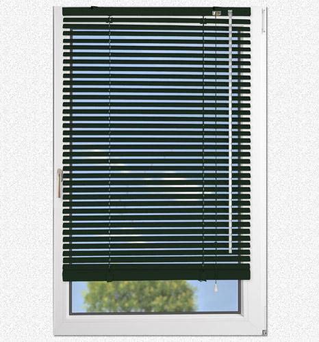 jalousien auf ma mit 25 mm lamellen abdunkelnd durch versetzte stanzl cher der jalousienladen. Black Bedroom Furniture Sets. Home Design Ideas