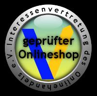 Logo-geprüfter Onlineshop